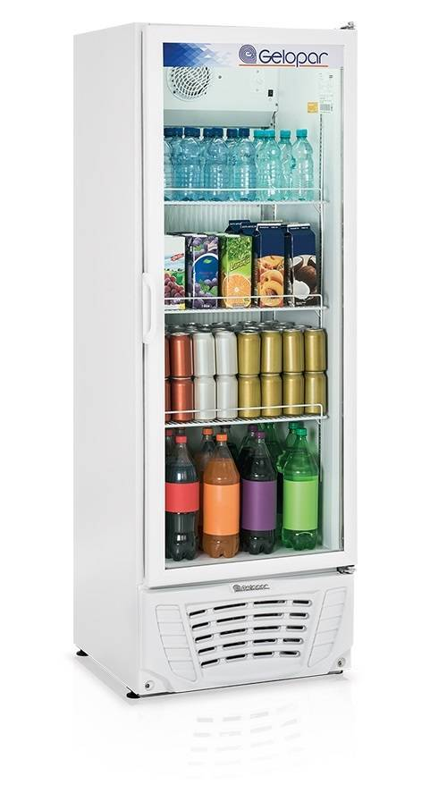 Refrigerador GPTU 414L Gelopar