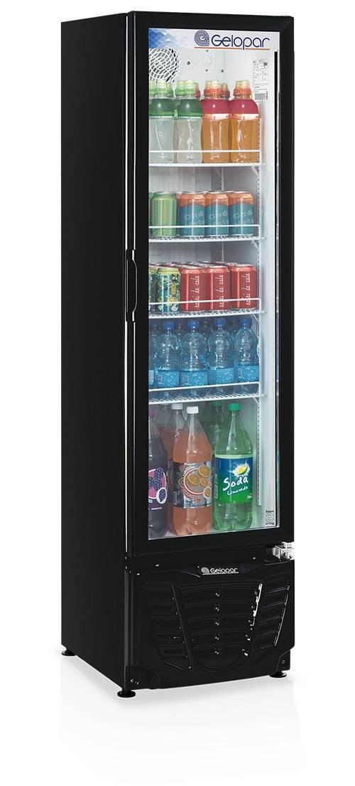 Refrigerador Vertical Conveniência Turmalina GPTU-230