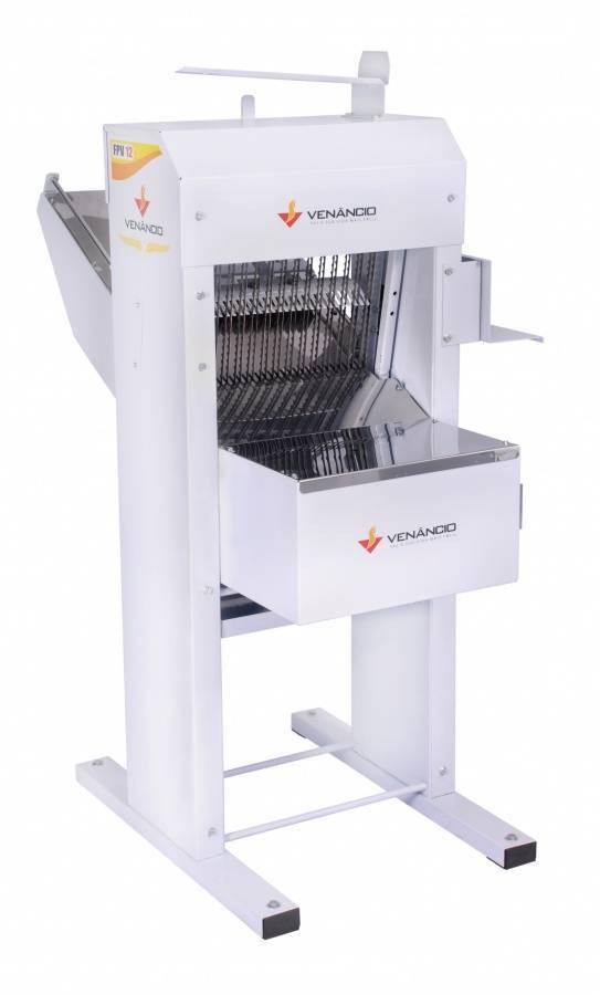 Fatiadeira de Pão sem Descascador FPSV12 com NR