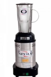 Liquidificador Baixa Rotação Inox 2 Litros SPolu.