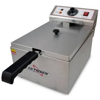 Fritadeira Elétrica Óleo Skymsen 5,5 Litros. | Refrimur