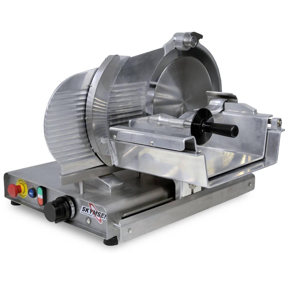 Fatiador De Carnes Inox, Lâmina 350mm - Potência do Motor: 0,5CV
