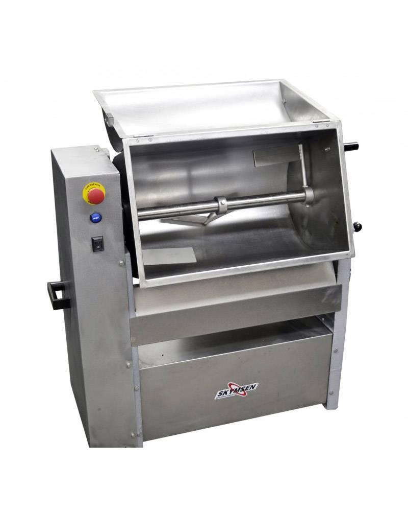 Misturador de Carne, com Tampa 50kg, Potência do Motor: 0,5CV