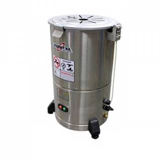 Descascador Skymsen Inox 6kg DB Motor 0,25CV | Refrimur
