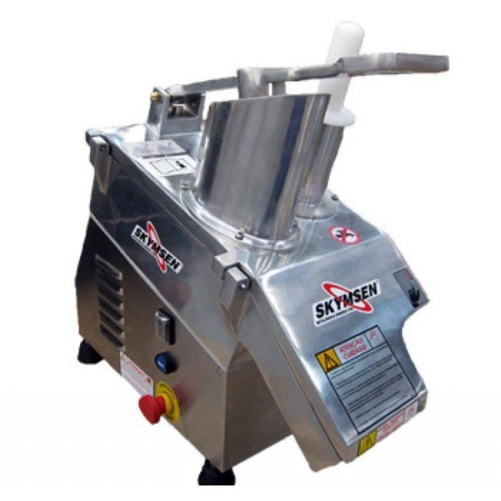Processador de Alimentos Industrial PAIE N,para discos 203mm