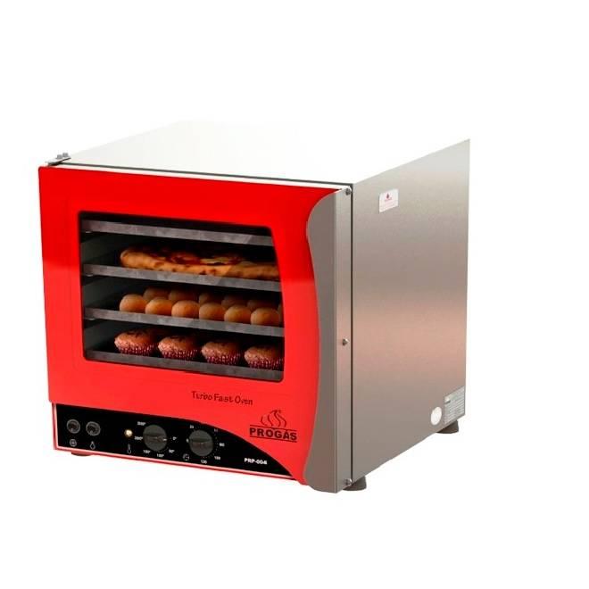 Forno Turbo Fast Oven Elétrico PRP 004- Progás