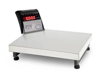Balança Plataforma Eletrica Hibrida Ramuza 300kg