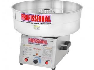 Máquina de Algodão Doce  ( Bivolt Automatico ) | Refrimur