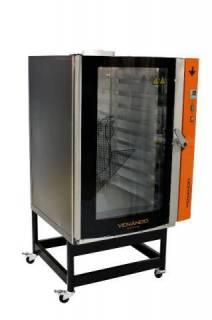Forno Turbo Curveline Orange FTCO 10 Esteira Venâncio | Refrimur