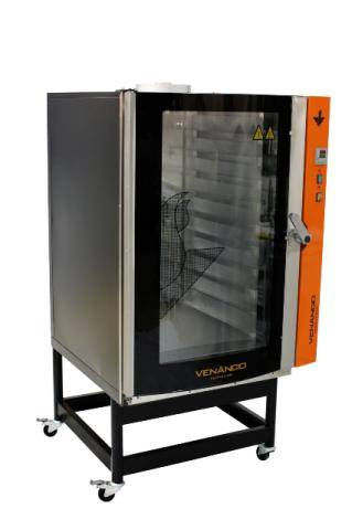 Forno Turbo Curveline Orange FTCO 10 Esteira Venâncio
