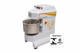 Amassadeira Espiral De 40Kg Com Sistema De Segurança NR12 | Refrimur