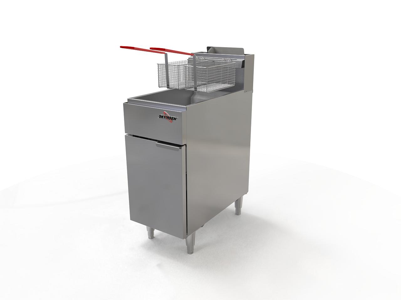 Fritadeira à gás FG20 Skymsen