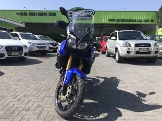 Yamaha xt 1200z super tenere