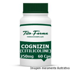 Cognizin (Citicoline) 250mg - 60 Cps