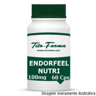 Endorfeel Nutri - 100mg 60 Cps   Tito Farma