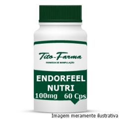 Endorfeel Nutri - Auxiliar no Tratamento da TPM e da Depressão Leve (100mg 60 Cps)