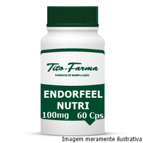 Endorfeel Nutri - 100mg 60 Cps