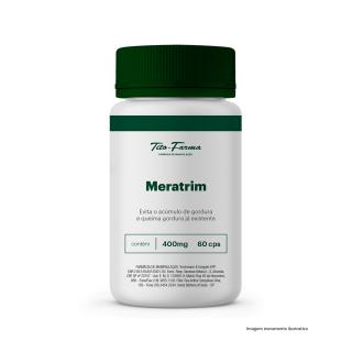 Meratrim - Evita o Acúmulo de Gordura e Queima Gordura Já Existente (400mg - 60 Cps) | Tito Farma