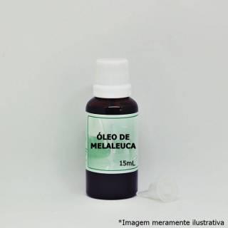 Óleo de Melaleuca - Ação Anti-Séptica, Germicida e Desinfetante (15mL) | Tito Farma