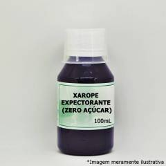 Xarope Expectorante (Zero Açúcar) - 100mL