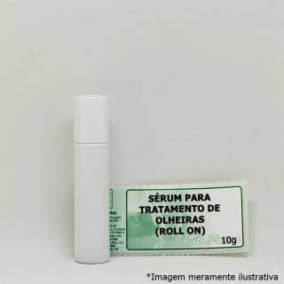Sérum para Tratamento de Olheiras - 10g (Roll On) | Tito Farma