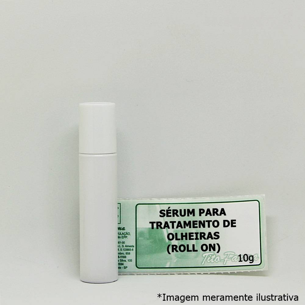 Sérum para Tratamento de Olheiras - 10g (Roll On)