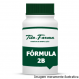 Fórmula 2B - Vitamina B6 + Vitamina B12 (Metilcobalamina)