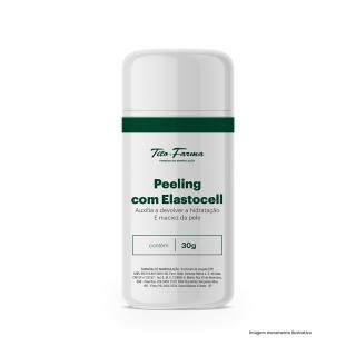 Peeling com Elastocell – Auxilia a Devolver a Hidratação e Maciez da Pele (30g) | Tito Farma