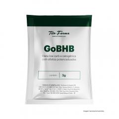 GoBHB™ - Dieta Low Carb e Cetogênica com Efeitos Potencializados (3g - 1 Sachê)