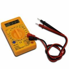 Multímetro Digital 9V DT-830B