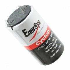 Bateria Cyclon 2V 2,5Ah Recarregável c/ Terminal