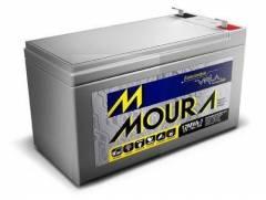 Bateria Selada 12V 7Ah VRLA MOURA
