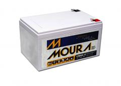 Bateria Selada 12V 12Ah VRLA MOURA