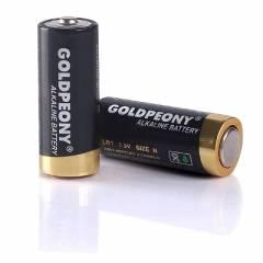 Pilha LR1 TIPO N Alcalina Goldpeony Blister c/ 2un.
