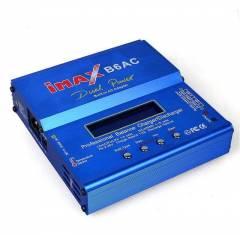 Carregador Balanceador de Bateria Lipo| Life | NIMH| NICD| Bivolt Imax B6AC FEASSO