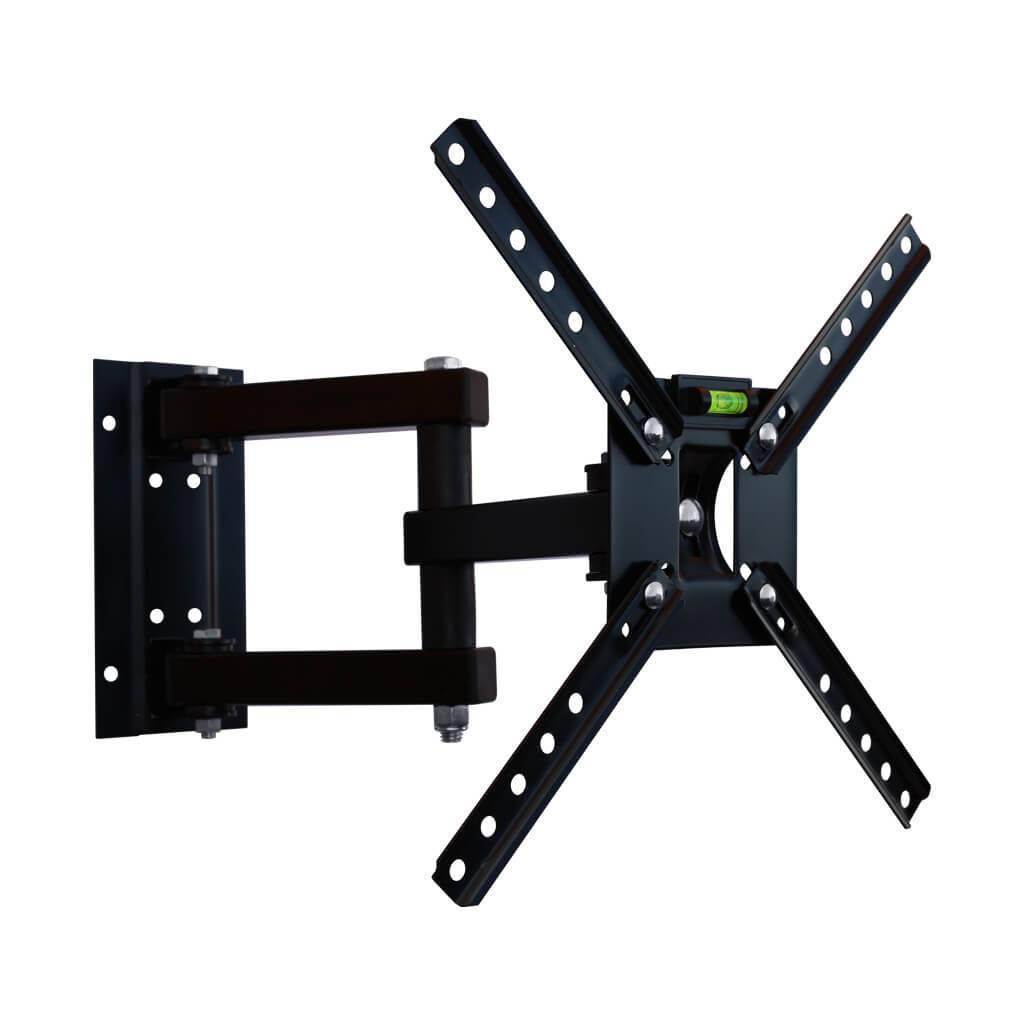 suporte de parede articulado p tvs de 10 a 55 lcd led plasma sbrp 140 brasforma casa da. Black Bedroom Furniture Sets. Home Design Ideas