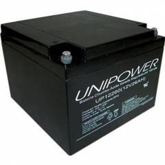Bateria Selada 12V 26Ah UP12260 VRLA UNIPOWER