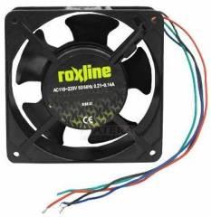 Microventilador Cooler 120x120x38mm Bivolt ROXLINE
