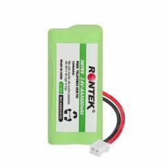 Bateria p/ Telefone s/ Fio 2,4V 600mAh 2xAAA RONTEK