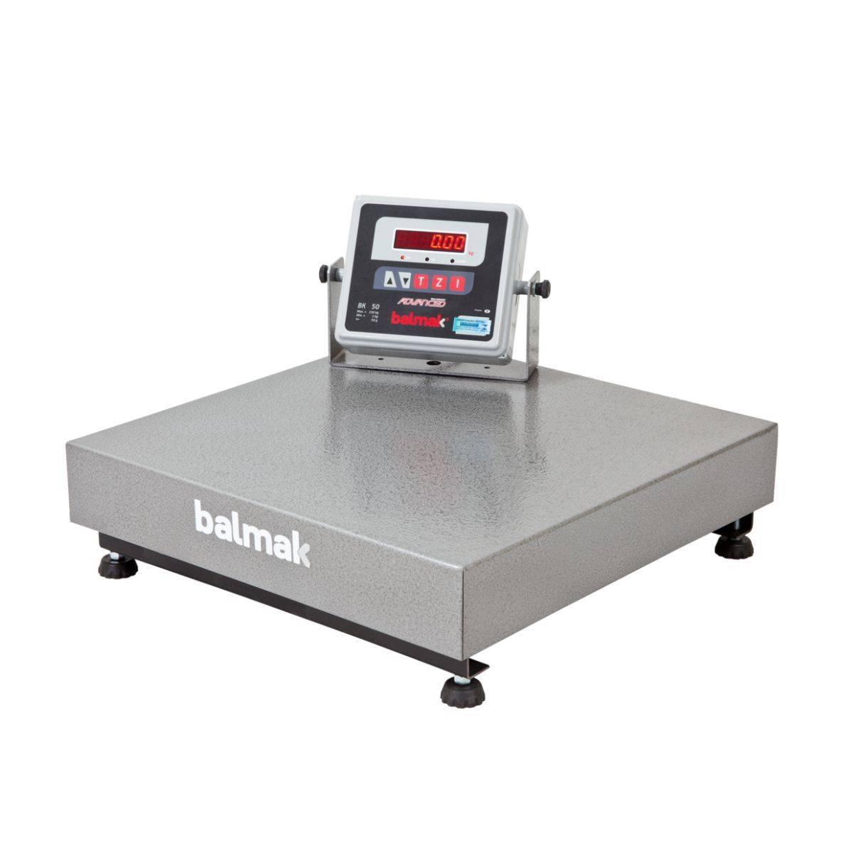 Balança Industrial Eletrônica 50Kg Monocélula BK-40 Balmak