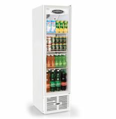 Expositor Refrigerado Vertical Visa Cooler 250L ERV-250 Conservex