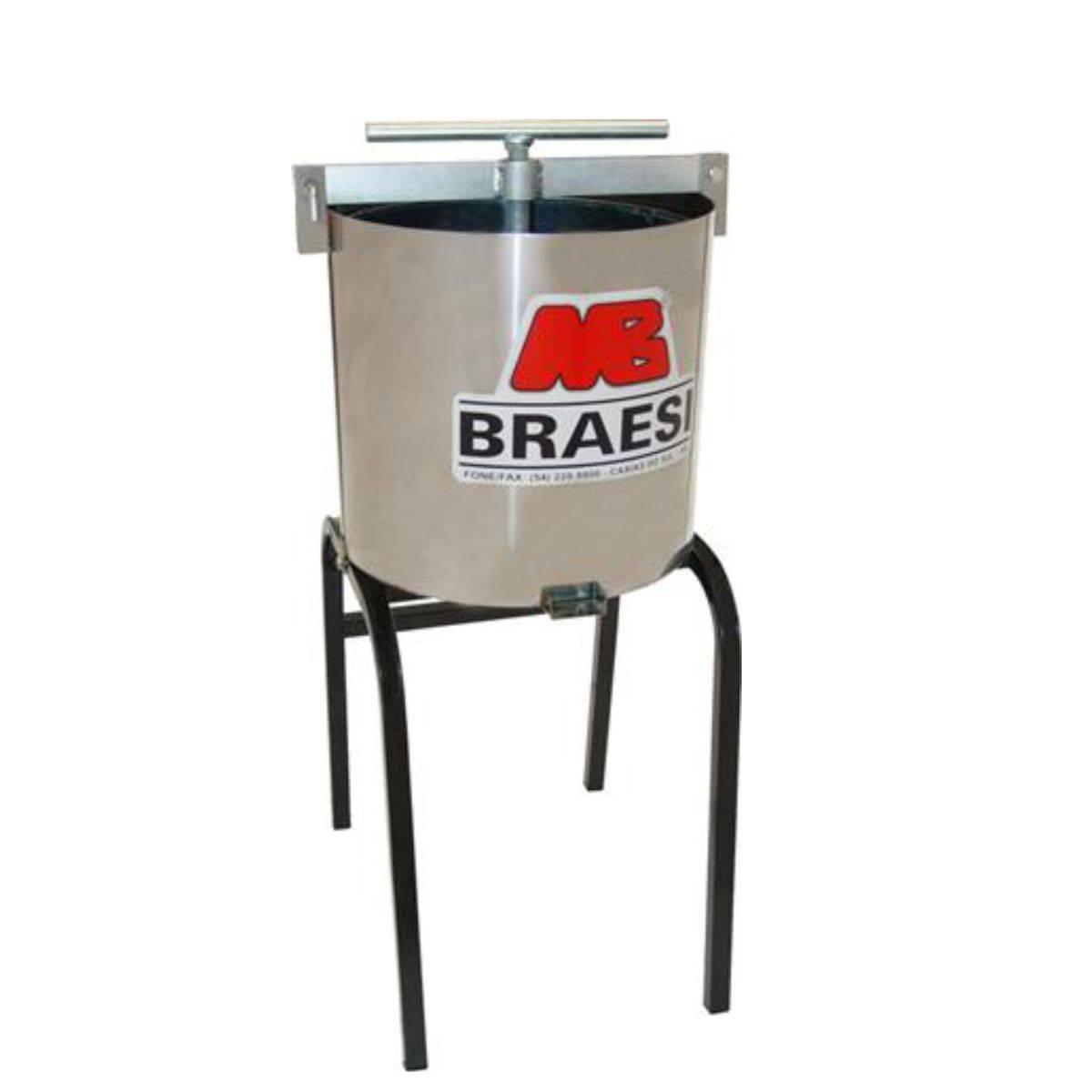 Prensa para Torresmo Inox BPTI-300 Braesi