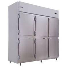 Geladeira Comercial Inox 6 Portas RF-067E Frilux