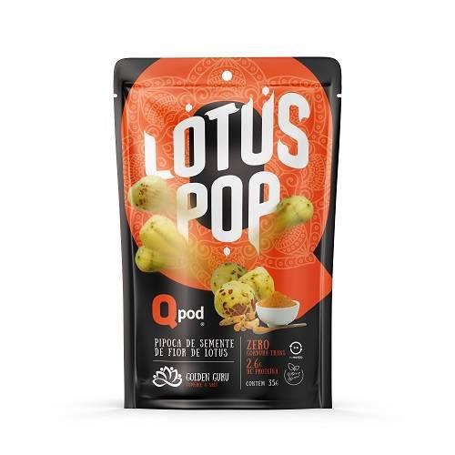 Lotus Pop Golden Guru - Cúrcuma 35g