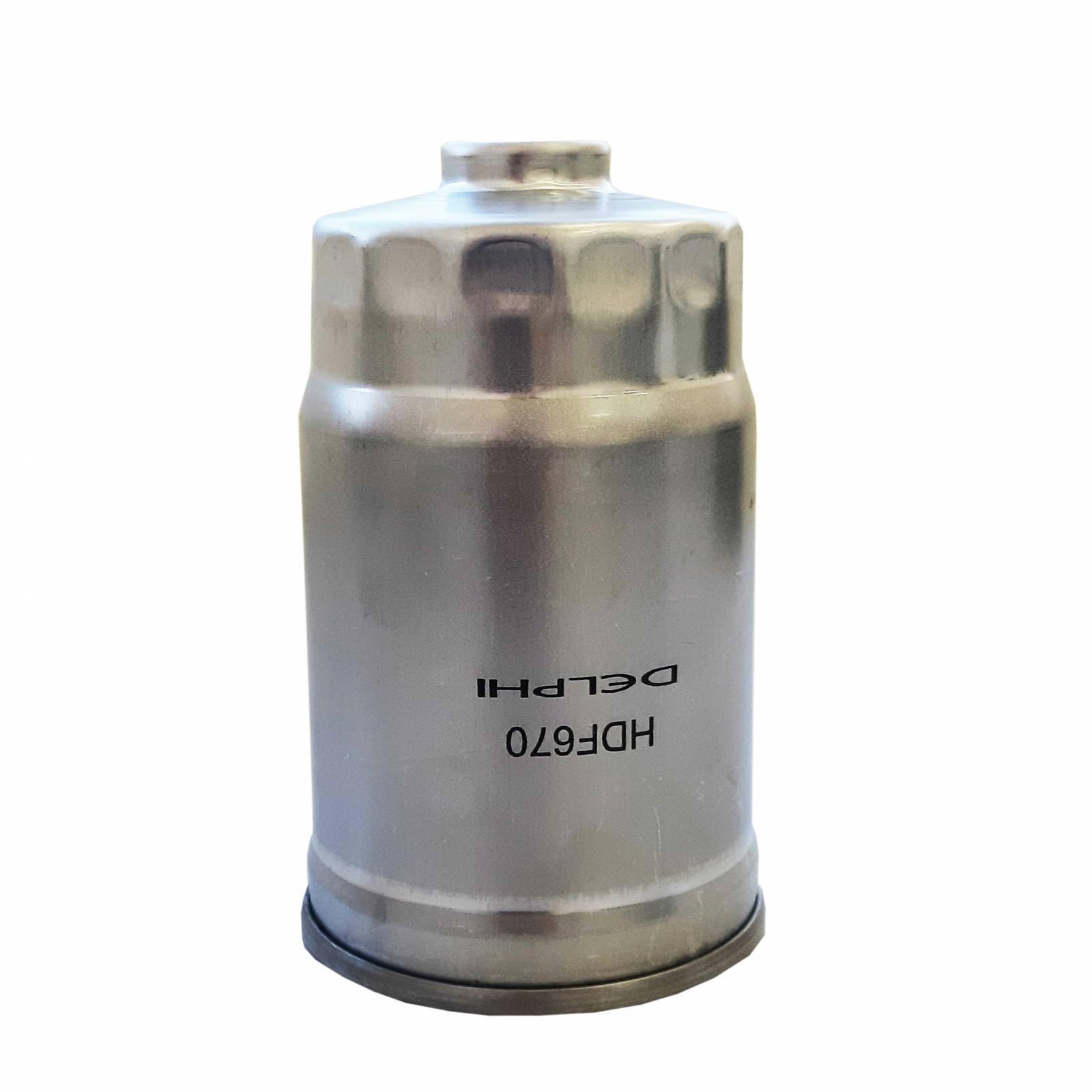 Filtro Blindado para combustível HDF670 HR e Kia bongo