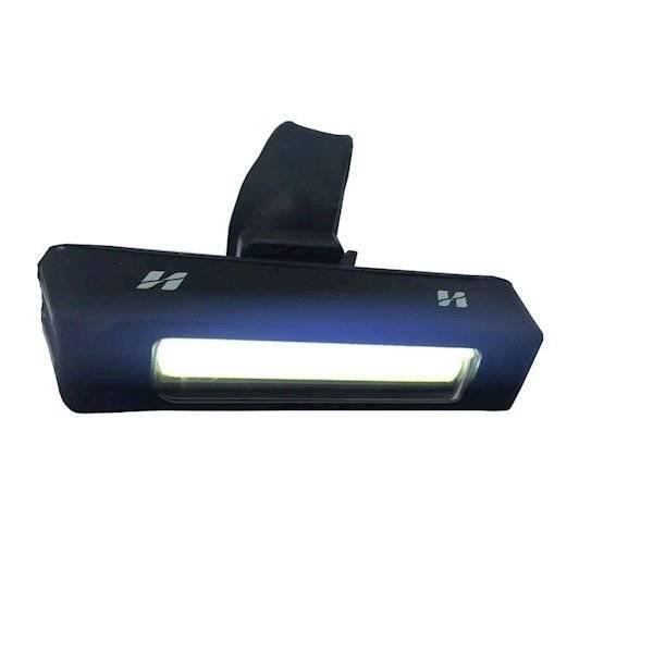 Farol Dianteiro High One 4 Funções Recarregavel USB