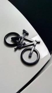 Emblema para carro Ictus Bike | BIKE ALLA CARTE