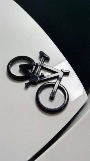 Emblema para carro Ictus Bike