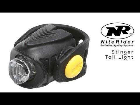 Lanterna traseira niterider Stinger