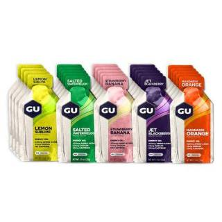 Gu Energy Gel Energy Gel Sachê 32 gm Caramelo | BIKE ALLA CARTE